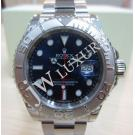 Rolex 116622 Yacht Master Blue Dial Auto Platinum Bezel S/S 40mm (With Card + Box )