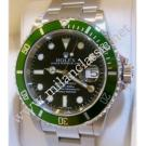 "Rolex 16610LV 50th Anniversary Submariner Green Bezel Auto S/S 40mm ""Y-Series"" (With Box)"