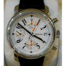 Epos Sportive Chrono White Dial Auto Steel/Leather 40mm (With Box & Paper)