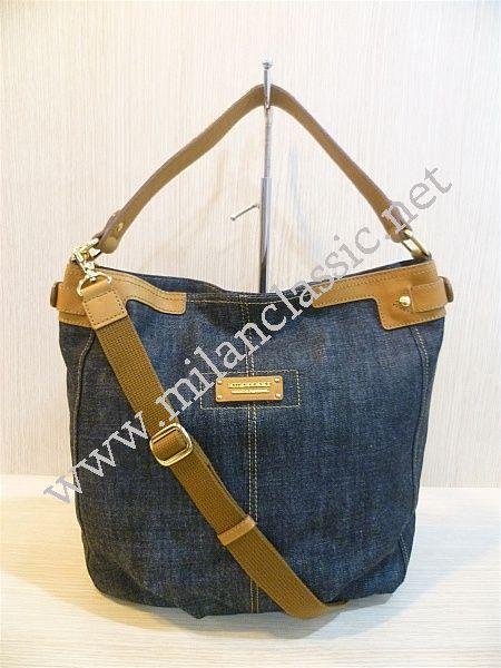 da355de7f9 SOLD(已售出)Burberry-Blue Label Denim Shoulder Sling Bag NEW YEAR ...