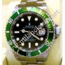 "Rolex 16610LV 50th Anniversary Submariner Green Bezel Auto S/S 40mm ""Z-Series"" (With Box)"