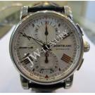 Montblanc Star 4810 Chrono White Rhodium Dial Auto 44mm