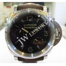 "Panerai Luminor 1950 3 Day Power Reserve Hand Wind S/S 47mm PAM00423 ""O-series""(With Card + Box)"