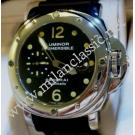 "Panerai Luminor Submersible Auto Steel/Rubber 44mm ""A-Series"" (PAM00024)"