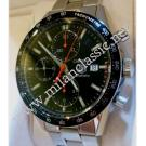 RESERVED WITH DEPOSIT - TAG Heuer-Carrera Calibre 16 Chrono Black Dial Auto S/S 42mm (With Box)