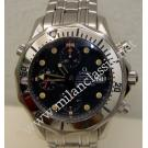 Omega-Seamaster Chrono Diver 300M Blue Dial Auto S/S 42mm (With Box)