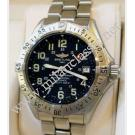Breitling Superocean Black Dial Auto S/Steel 40mm