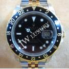 Rolex 16713 GMT Master II 18K/SS Auto 40mm ( with Box )