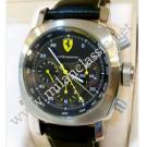 LIMITED-Panerai Ferrari FER00010 Scuderia Rattrapante Auto S/S 45mm (With Box + Card)