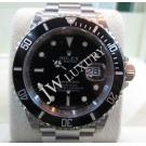 "Rolex 16610 Submariner Auto S/S 40mm ""V-Series"" (With Card + Box)"