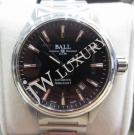 Ball Fireman Classic Black Dial Auto 40mm(With Card + Box)