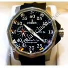 RESERVED WITH DEPOSIT-Corum-Admiral´s Cup Competition Black Dial Auto Titanium/Rubber 48mm