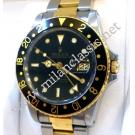Rolex 16753 Gmt Master Auto Steel/Gold 40mm (With Box)