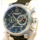 Special Edition - Graham Mercedes GP Petronas Formula One Team Chrono Auto Steel/Rubber 47mm