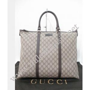 NEW - Gucci Waterproof Canvas Zipped Men's Bag