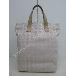 Chanel Beige Canvas Shopping Tote (NETT PRICE)