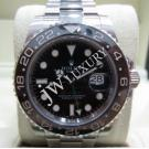 "Rolex 116710LN GMT II Ceramic Bezel Auto S/S 40mm ""M-Series"" (With Card + Box)"