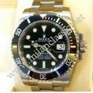 NEW- Rolex 116610LN Submariner Ceramic Bezel Auto S/S 40mm (With Box + Card)
