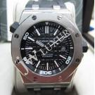Audemars Piguet Royal Oak Offshore Diver Black Dial Auto S/S 42mm(With Card + Box)