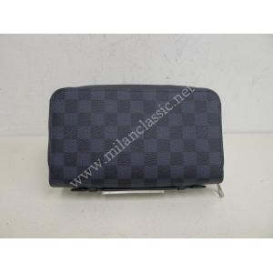 NEW - LV Damier Graphite Zippy XL Wallet