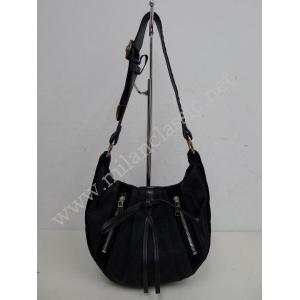 YSL Suede/Canvas Small Hobo-025084