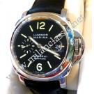 "RESERVED WITH DEPOSIT -Panerai-Luminor Marina Auto Steel/Letaher 44mm PAM00104 ""H-Series""(With Box)"