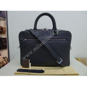 NEW - LV Black Epi Leather Porte Documents Business