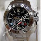 Ball Engineer Hydrocarbon TMT S/Steel Black Dial Auto 40mm
