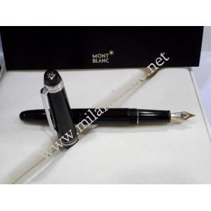 NEW - Montblanc Meisterstuck Classique Diamond Series Fountain Pen (Box + Card)