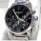 Montblanc Timewalker Chrono Black Dial Auto S/S 43mm (With Box + Paper)