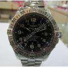 SOLD-Breitling Superocean 1500M Black Dial Auto S/S 40.5mm(with Box)