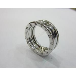 RESERVED - BVLGARI B-ZERO1 750(18K) White Gold Ring
