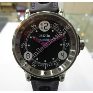RESERVED - NEW-B.R.M Racing V6-44-HB Auto Rotor Quartz Timing Hybrid Black Dial 44mm(With Card + Box)