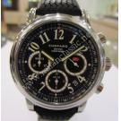 RESERVED -NEW - Chopard Mille Miglia Chrono Black Dial Auto Steel/Rubber 42mm (With Box + Paper)