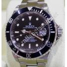 "Rolex 16610 Submariner Auto S/S 40mm ""V-Serial"" (With Box + Card)"