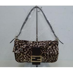 NEW - Fendi Calf Hair Shoulder Bag