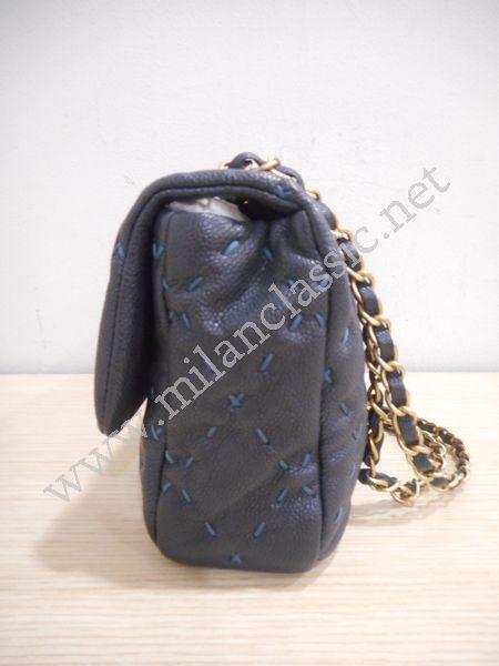 SOLD-Chanel Dark Blue Caviar Seasonal Flap Bag GHW NEW YEAR SALE ... 40a38b202b