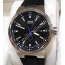 Oris Williams Day Date 73577164154RS Black Dial Auto Steel/Rubber 42mm (With Box + Booklet)