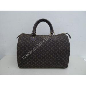 LV Monogram Mini Lin Speedy 30