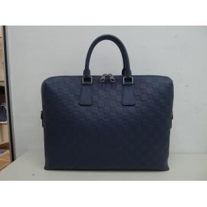 SOLD - NEW - LV Damier Infini Leather Porte-Ducuments Jour