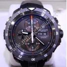 Special Edition-NEW-Victrorinox Swiss Army Alpnach Chrono Auto Black Ice Pvd on Case 44mm (Box+Paper)