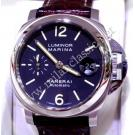 "Panerai Luminor Marina Black Dial Auto Steel/Leather 40mm ""PAM00048 / O-Serial"""