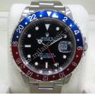 Rolex 16700 GMT Master Pepsi Color Bezel Auto S/S 40mm (Box)