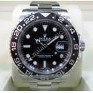 "RESERVED - Rolex 116710LN GMT II Ceramic Bezel Auto S/S 40mm ""Random Serial"" (With Box + Card)"