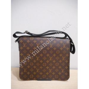 SOLD - LV Monogram Macassar District MM