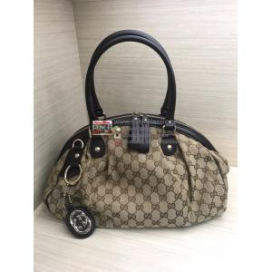 NEW - GUCCI Sukey Medium Boston 2-Way Bag