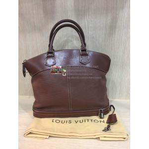 LV Suhali Leather Lockit MM