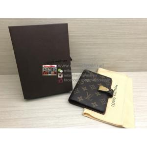 LV Monogram Partenaire Agenda Cover/Notebook (HOT-STAMPING)