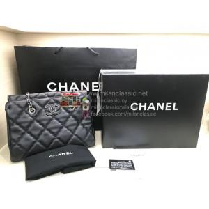 SOLD - CHANEL Leather Chain Bag