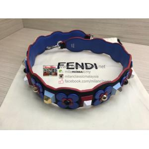 "FENDI ""Strap You"" Leather Shoulder Strap"